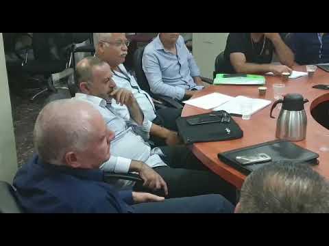 דיון סוער במליאת מועצת עוספיה בעניין התקציב
