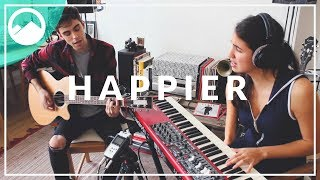 Video Ed Sheeran - Happier - Live Cover by ROLLUPHILLS & Victoria Canal MP3, 3GP, MP4, WEBM, AVI, FLV Maret 2017