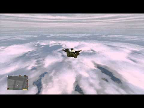 sky dive - Subscribe: https://www.youtube.com/user/omgurheadsgone/ Enjoy! Can we hit 1200 likes for more GTA V Game Play? CHEAT CODES BELOW : Xbox 360 Stunt Plane - B ...
