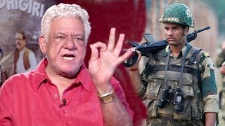 Puri India  city pictures gallery : Om Puri's BEST Reply To India's Surgical Strike In Pakistan