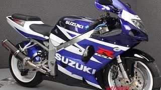 9. 2003  SUZUKI  GSXR750  - National Powersports Distributors