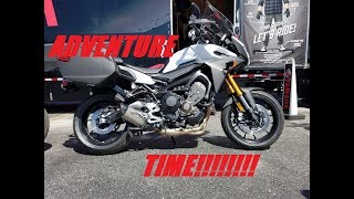 10. 2017 Yamaha FJ09 Test Ride