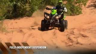 10. Arctic cat  ATV Recreational - Sport
