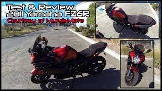 6. Bike Test & Review: FZ6R! Plus: Bad Drivers, Cop Lights Me Up.