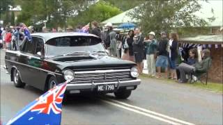 Berrima Australia  city photos : Australia Day Parade , Berrima NSW (2015)