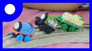 Video Mainan Thomas Mini dan Rel Kereta Api Thomas - Satria Fun n Play MP3, 3GP, MP4, WEBM, AVI, FLV Februari 2018