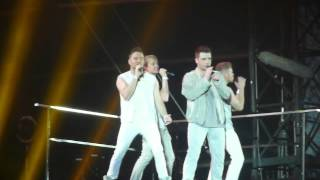 Westlife - When you're looking like that live at the final Show in Croke Park