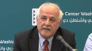 Diplomatic Luncheon with Amb. Riyad H. Mansour
