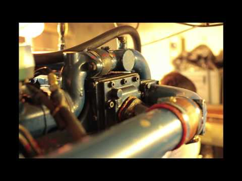 Immersion dans la salle des machines de Tara, épisode 1 – Tara Méditerranée 2014