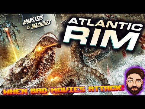 Atlantic Rim (2013) Review | The Asylum's Pacific Rim Mockbuster | When Bad Movies Attack!