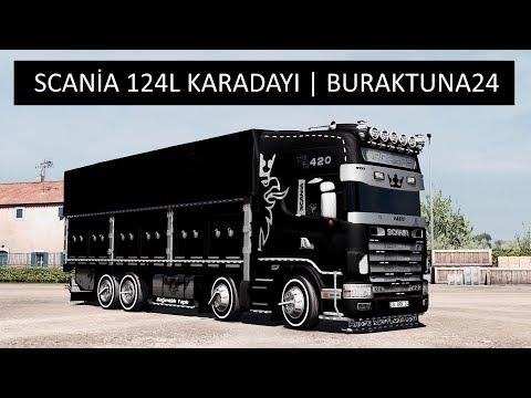 Scania 124L Karadayi v4.0