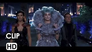 The Hunger Games: Catching Fire Movie CLIP - Capitol Party (2013) HD
