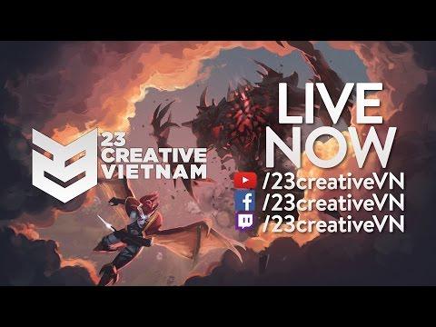 XEM NGAY TẠI https://twitch.tv/23creativevn   ZOTAC Master Day 1   23 Creative VN
