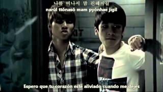 Un pequeño regalo por el comeback de BIGBANG.Descarga: http://www.mediafire.com/download/yrm9tfws6rf9alv/Big+Bang+-+Haru+Haru+%5BSub+Espa%C3%B1ol+%2B+Hangul+%2B+Romanizaci%C3%B3n%5D.mp4Traducción al español: KpopsubsAunque este vídeo ya había sido subtitulado al español por Kpopsubs, no quería quedarme con las ganas de sacar mi versión y pensé, que mejor momento que este con el comeback de BigBang.Quienes me siguen desde hace tiempo sabrán que soy indiscutiblemente VIP y sé que me han faltado muchos vídeos por subtitular de BB en solitario, pero lamentablemente ya no cuento con el tiempo para ello.PD: Perdón por la marca de agua, se que no es muy estética, pero no pude encontrar el vídeo con una calidad aceptable sin marca de agua.