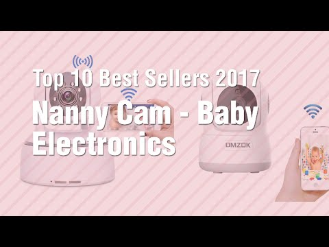 Nanny Cam - Baby Electronics // Top 10 Best Sellers 2017
