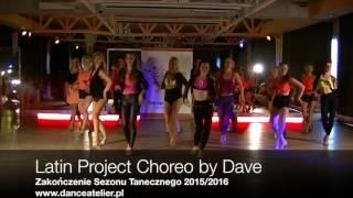 Latin Project Choreo na Zakończeniu Sezonu Tanecznego