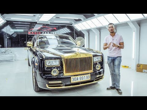 Khám phá Rolls Royce Phantom phiên bản Rồng Vàng độc nhất Việt Nam  XEHAY.VN  - Thời lượng: 27 phút.