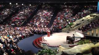 Bishop TD Jakes ~ Saturday March 9, 2013 ~ Keep Your Guard Up ~ Lakewood Church