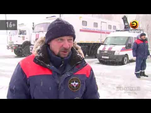 В Казани продолжаются Всероссийские командно-штабные учения МЧС
