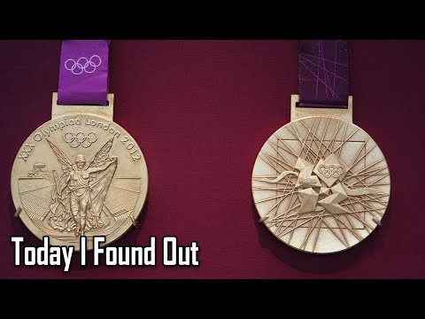 How Much are Olympic Gold Medals Worth?