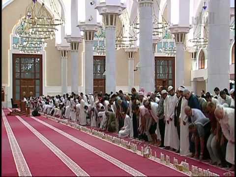صلاة القيام بجامع الإمام محمد بن عبدالوهاب 3
