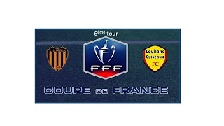 Cuiseaux France  City new picture : Genlis - Louhans-Cuiseaux - Coupe de France 2015-2016