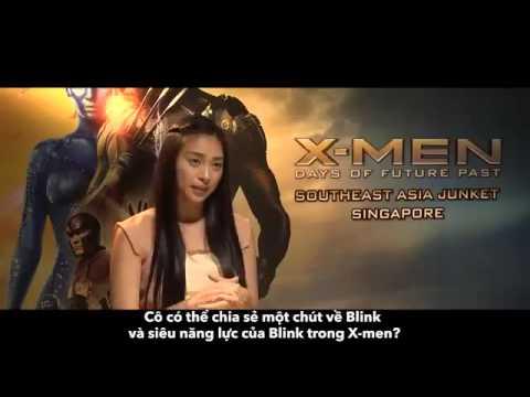 Ngô Thanh Vân phỏng vấn Hugh Jackman và Phạm Băng Băng