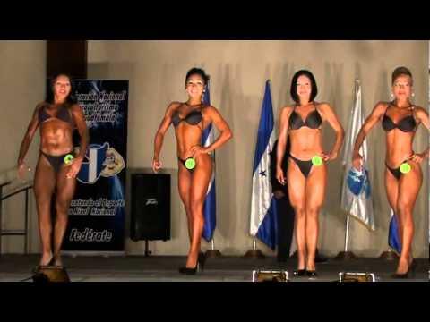 Campeonato C.A. Femenino - Body Fitness hasta 1.58 [8 de 00]