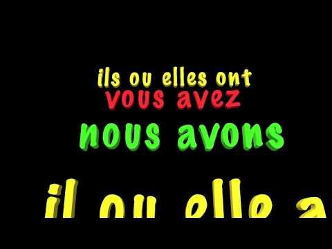 Learning french for children (Avoir et Etre au present)