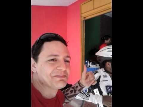PEDALADA PARA SANTO ANTONIO DE GOIÁS 29.12.12