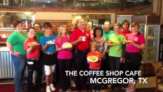 McGregor (TX) United States  city pictures gallery : Come See Us at The Coffee Shop in McGregor, Tx