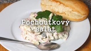 Video Pochoutkový salát - Nestárnoucí delikatesa! MP3, 3GP, MP4, WEBM, AVI, FLV Januari 2019