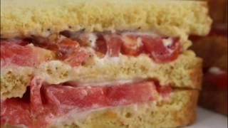 Southern Classic Tomato Sandwich