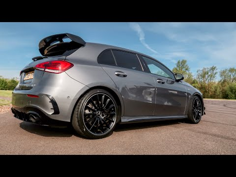 Is The New A35 Amg Better Than The Old A45 Amg?! A35 First Drive!