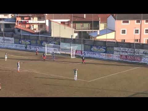 Campionato di serie D 2018/19 Avezzano - Montegiorgio 0-1