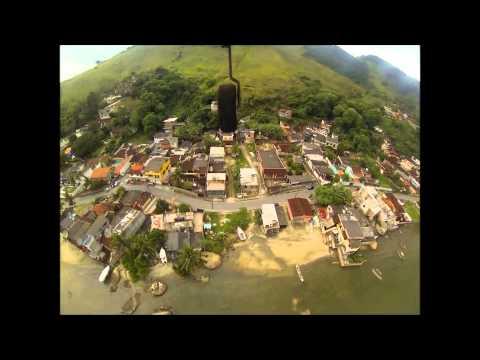 filmagem aérea enseada angra dos reis - rj