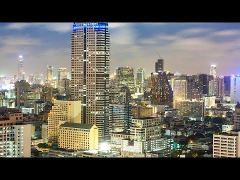 Shanghai China 2021 4K