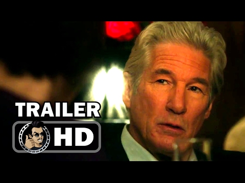 The Dinner Trailer Starring Richard Gere and Rebecca Hall