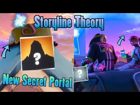 Road Trip Skin Arriving From Closing Sky Rift?! Fortnite Season 5 Storyline Theories And Mysteries