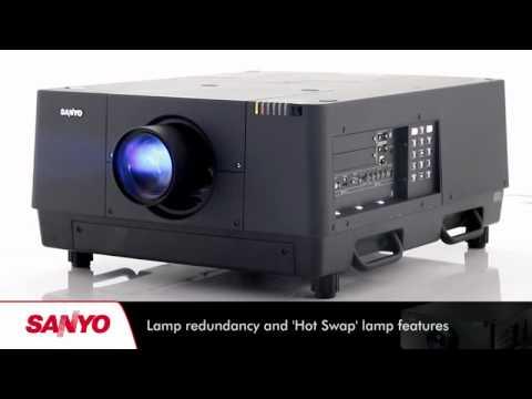 Sanyo  PLC HF15000L Projector
