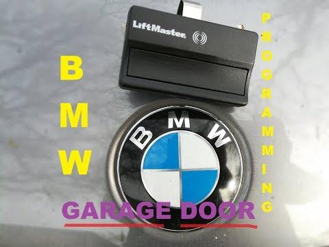 Bmw Homelink