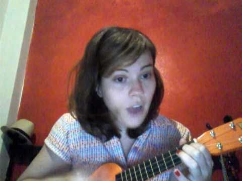 ukulele #001 - the ancient commonsense of things (Bishop Allen cover)
