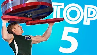 Scariest Obstacles in American Ninja Warrior by Magnus Midtbø