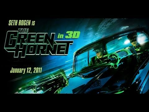 preview-The Green Hornet Video Review (IGN)