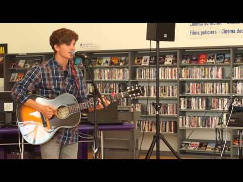 TRISTAN Faulkner - Way Back , concert à la médiathèque