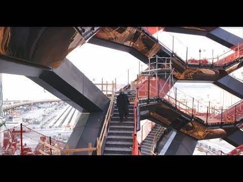 Thomas Heatherwick on Vessel