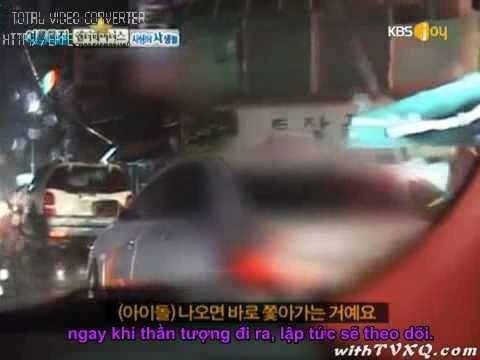 [Vietsub] 100723 KBS joy - TVXQ Fan