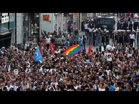 Τουρκία: Επεισόδια στην επέτειο των διαδηλώσεων του πάρκου Γκεζί