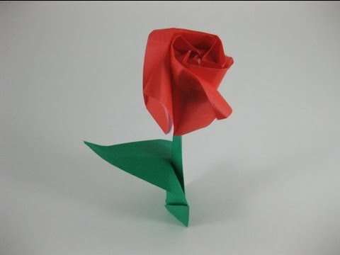 Flower Tutorial - 023 -- Kawasaki Rose