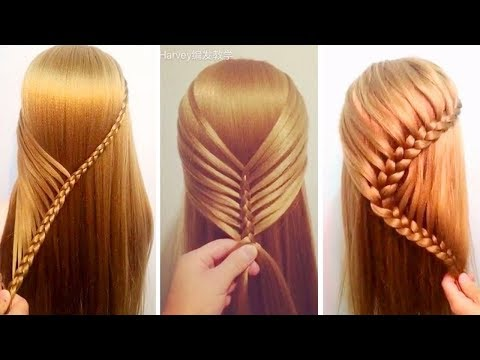 Top 7 Amazing Hair Transformations - Beautiful Hairstyles Tutorials Compilation 2017